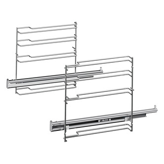 Image of Bosch HEZ638170 Single Shelf Rails for Serie 8 Pyrolytic 60cm Ovens