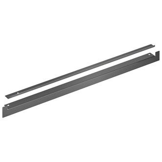 Image of Bosch HEZ660060 Decor Strip for Bosch Appliances in Brushed Steel