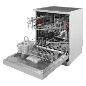 Hotpoint HFC2B19X 60cm Aquarius Dishwasher in Inox 13 Place Set F Rate