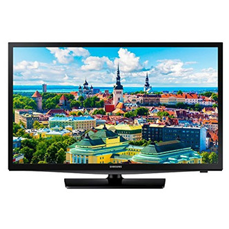 Samsung HG28ED450AW 28 HD Ready 720p LED TV in Black 100Hz Freeview