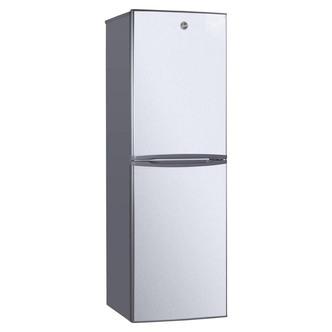 Hoover HHCS517FXK 55cm Fridge Freezer in Silver 1 73m F Rated