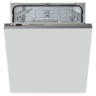 Hotpoint HIC3B19CUK 60cm Fully Integrated Dishwasher in Graphite 13 P