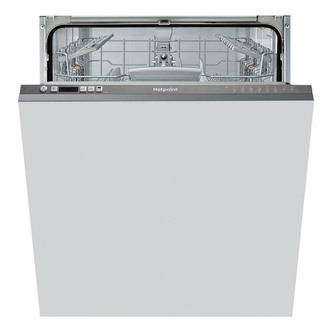 Image of Hotpoint HIC3B19UK 60cm Integrated Dishwasher in Silver 13 Place A