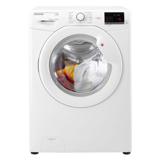 Hoover HL1472D3 Washing Machine in White 1400rpm 7kg A NFC Function