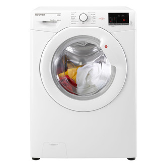 Hoover HL1682D3 Washing Machine in White 1600rpm 8kg A AA Rated