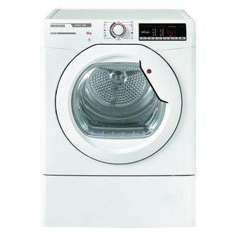 Image of Hoover HLXV9TG 9Kg Vented Tumble Dryer in White Sensor