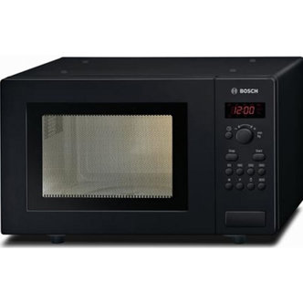 Image of Bosch HMT75M461B Compact Microwave Oven in Black 800W