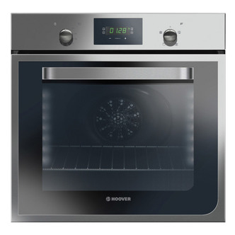 Image of Hoover HO423 6VX Built In Electric Fan Oven in Stainless Steel LED