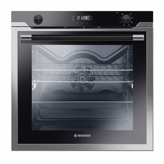 Hoover HOAZ7801IN Built In Electric Single Oven in St Steel 80L