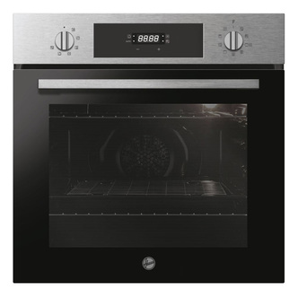 Hoover HOC3B3558IN Built In Electric Pyrolytic Oven in St Steel 65L