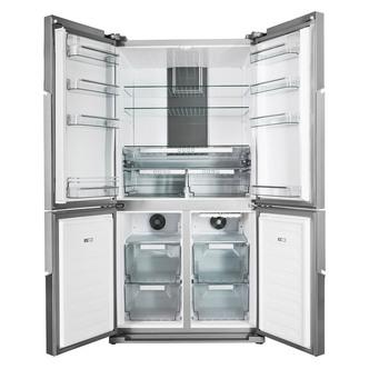 Hotpoint HPSN 4T A+ 1N Quattro American-Style Fridge Freezer