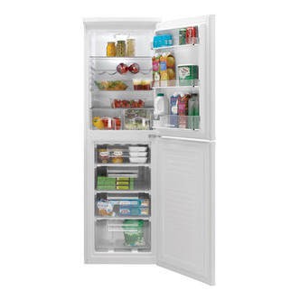 HOOVER HSC574W Fridge Freezer - White