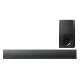 Sony HTCT390B 2 1 Channel Soundbar with Wireless Subwoofer in Black