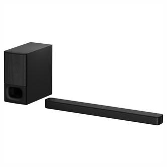 Sony HTSD35 2 1Ch Soundbar with Wireless Subwoofer in Black