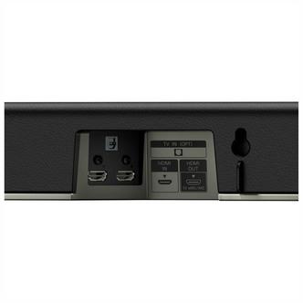 Sony HTX8500 2 1Ch Soundbar Built In Dual Subwoofers Dolby Atmos
