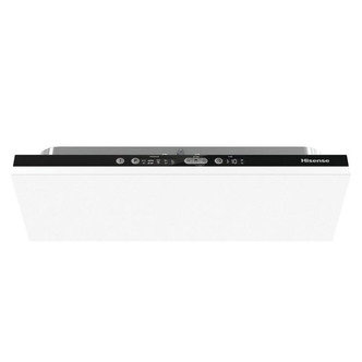 Hisense HV651D60UK 60cm Integrated Dishwasher in White 13 Place D Rate