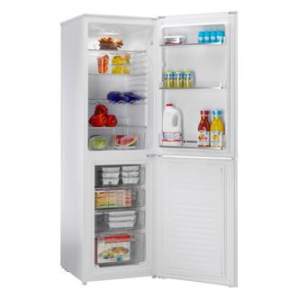 Hoover HVBF5172WK Frost Free Fridge Freezer in White 1 77m W55cm A