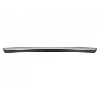 Samsung HW J8501RXU 9 1Ch Curved Wireless Soundbar Subwoofer in Silver