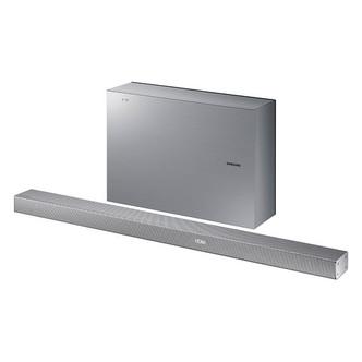 Samsung HW K651 3 1Ch Flat Soundbar Sub Centre Speaker in Silver