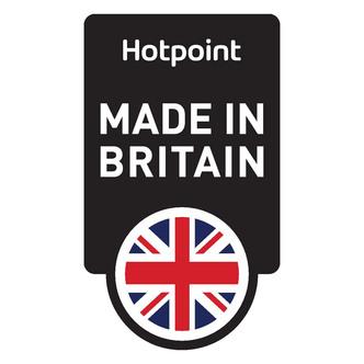 Hotpoint TCHL73BRG 7kg AQUARIUS Condenser Tumble Dryer in Graphite Sen