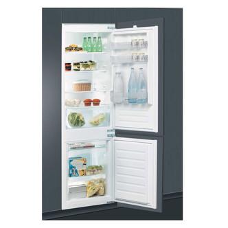 Indesit IB7030A1D Integrated Fridge Freezer 1 77m 70 30 Split A Rated