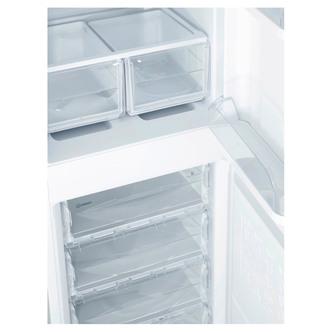 Indesit IBD5517S Fridge Freezer in Silver 1 74m W55cm F Rated