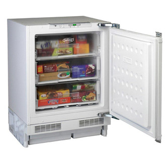 Belling 444443362 Built Under Integrated Freezer A Rated