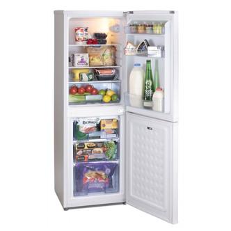 Iceking IK3633AP2 48cm Fridge Freezer in White 1 37m F Rated