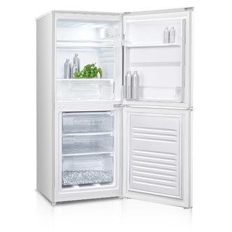 Iceking IK5558W 55cm Fridge Freezer in White 1 36m F Rated