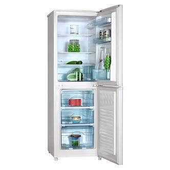 Iceking IK8951AP2 Fridge Freezer in White 1 45m 48cmW A Rated
