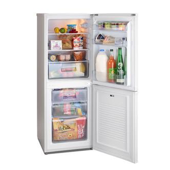 Iceking IK9055AP2 50cm Fridge Freezer in White 1 30m F Rated