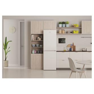 Indesit INFC850TI1W1 60cm Frost Free Fridge Freezer in White 1 89m F R