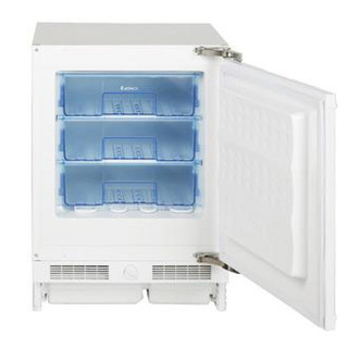 LEC INTFZ600 Built Under Integrated Freezer A Energy Rated
