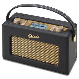 Roberts ISTREAM2 ISTREAM2 DAB FM Wi Fi Internet Radio in Black