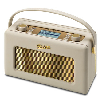 Roberts ISTREAM2PC ISTREAM2 DAB FM Wi Fi Internet Radio in Pastel Crea