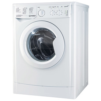 Image of Indesit IWC71252WUKN Washing Machine in White 1200rpm 7kg A Rated