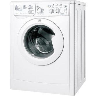 Indesit IWDC6105 Washer Dryer in White 1000rpm 6kg Wash 5kg Dry
