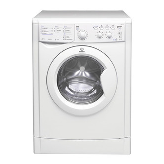 Indesit IWDC6125 Washer Dryer in White 1200rpm 6kg Wash 5kg Dry