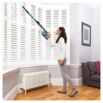 Shark IZ201UKT Cordless Stick Vacuum Cleaner with Flexology TruePet