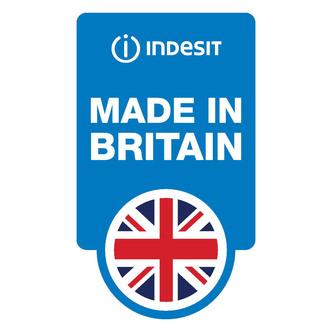 Indesit IDCE8450BSH 8kg ADVANCE Condenser Dryer in Silver Sensor B Ene