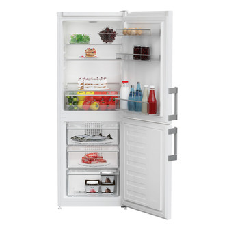 Blomberg KGM4513 Frost Free Fridge Freezer in White 1 52m F Rated