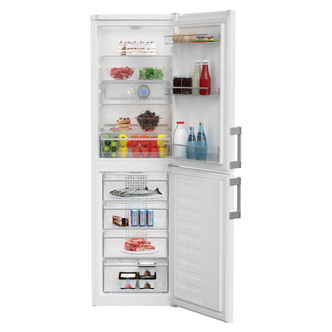 Blomberg KGM4553 Frost Free Fridge Freezer in White 1 82m F Rated