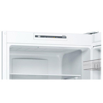Image of Bosch KGN33NWEAG Frost Free Fridge Freezer in White 1 76m A