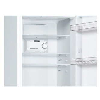 Bosch KGN34NWEAG 60cm No Frost Fridge Freezer in White 1 86m E Rated