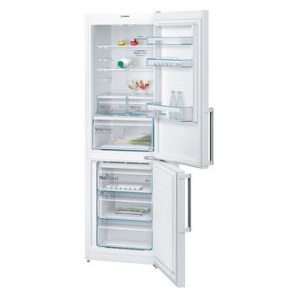 Image of Bosch KGN36XW35G Serie 4 60cm No Frost Fridge Freezer in White 1 86m A