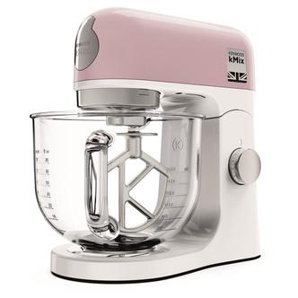 Kenwood KMX754PP kMix Stand Mixer in Pastel Pink 1000W 6 Speed Setings