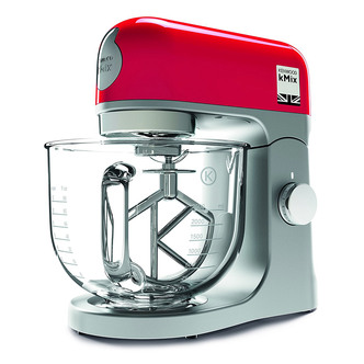 Kenwood KMX754RD kMix Stand Mixer in Red 1000W 6 Speed Settings