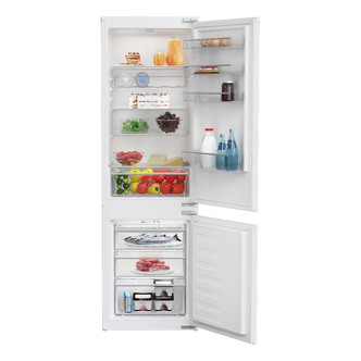 Image of Blomberg KNM4551I Integrated Frost Free Fridge Freezer 1 77m 70 30 A