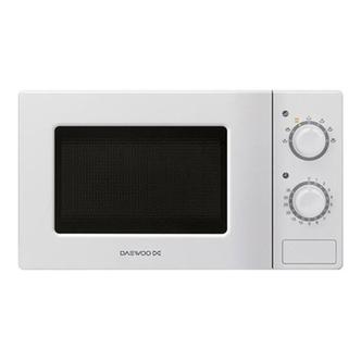 Daewoo KOR6L77 20 Litre Microwave - White