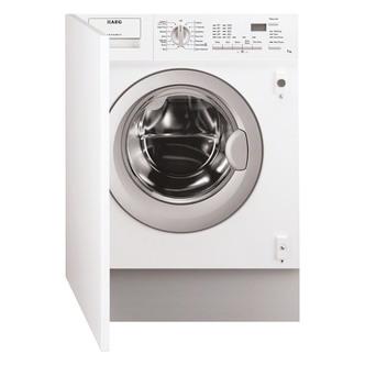 Image of AEG L61470BI 60cm Integrated Washing Machine 1400rpm 7kg A